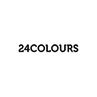 24 COLOURS logo