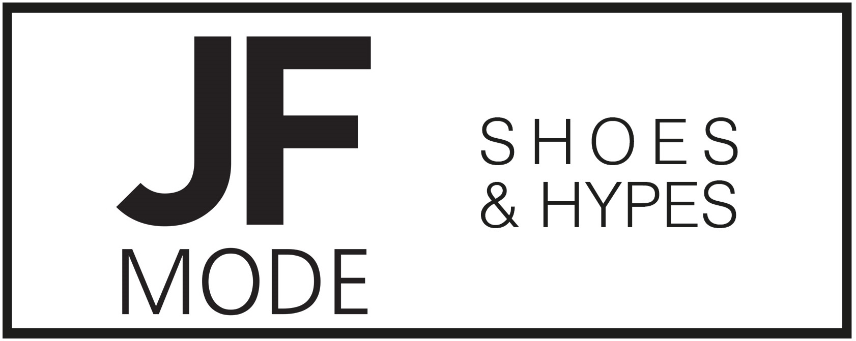 JF MODE | Shoes & Hypes logo